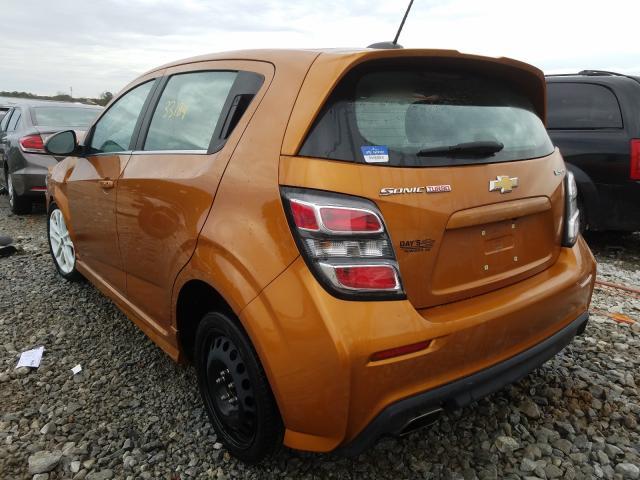 2017 Chevrolet  | Vin: 1G1JF6SB5H4125478