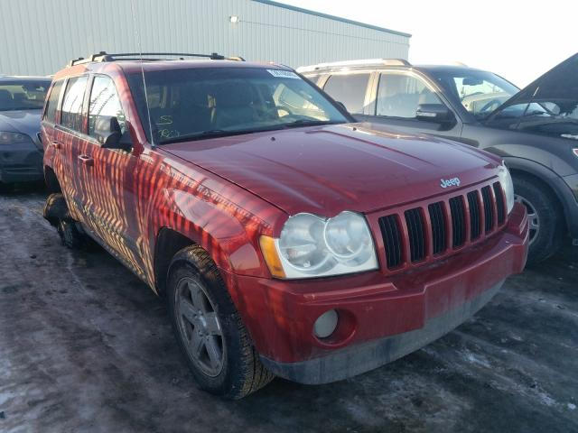 Jeep Grand Cherokee salvage cars for sale: 2006 Jeep Grand Cherokee