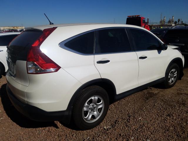 2013 Honda Cr-V Lx 2.4L rear view