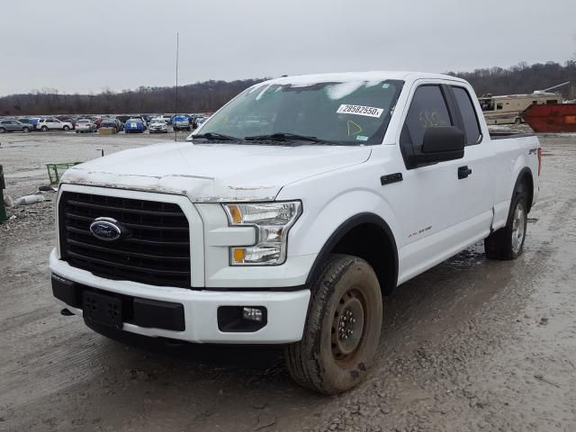 2015 Ford  | Vin: 1FTEX1EP2FKD42124