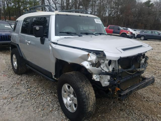 Salvage 2007 Toyota FJ CRUISER for sale