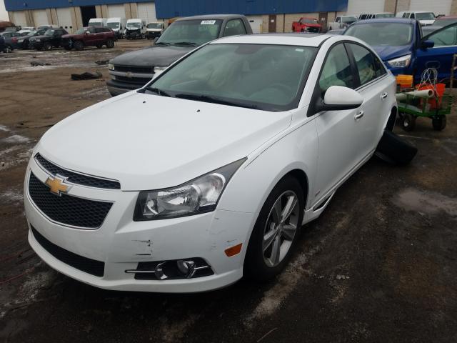 2013 Chevrolet CRUZE | Vin: 1G1PE5SB8D7103961