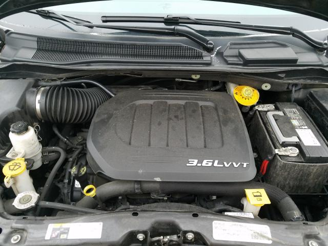 2016 Dodge    Vin: 2C4RDGCG2GR258484