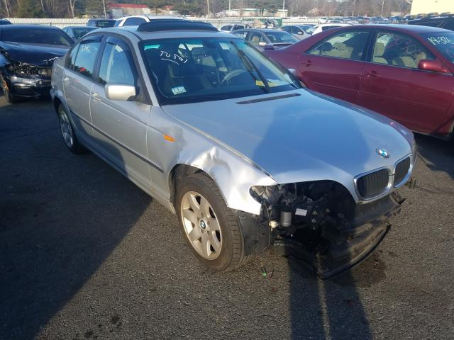 Salvage cars for sale from Copart Exeter, RI: 2005 BMW 325 XI