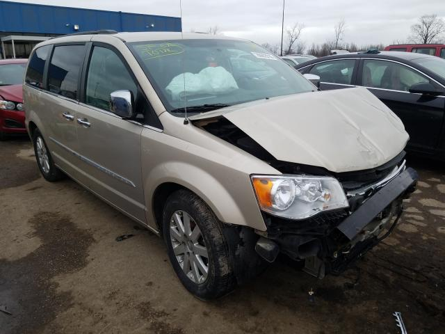 Chrysler salvage cars for sale: 2012 Chrysler Town & Country