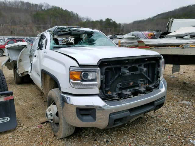 Salvage cars for sale from Copart Hurricane, WV: 2016 GMC Sierra K35