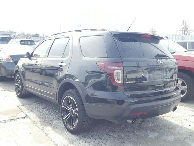 2014 Ford  | Vin: 1FM5K8GT1EGA03059