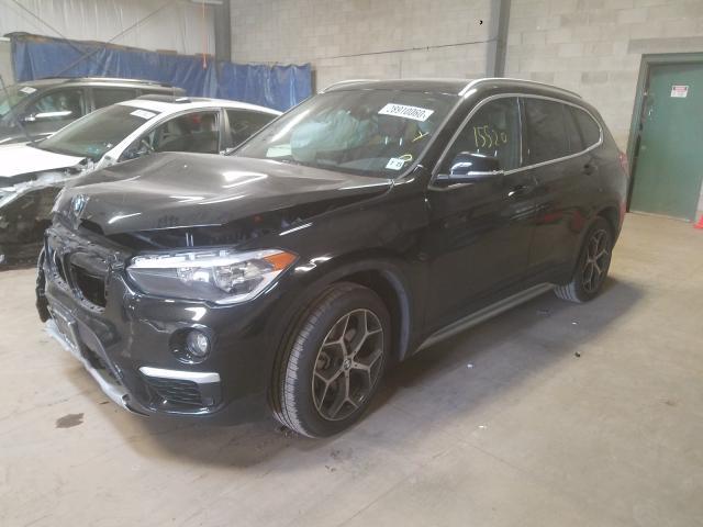 2018 BMW  X1 XDRIVE2