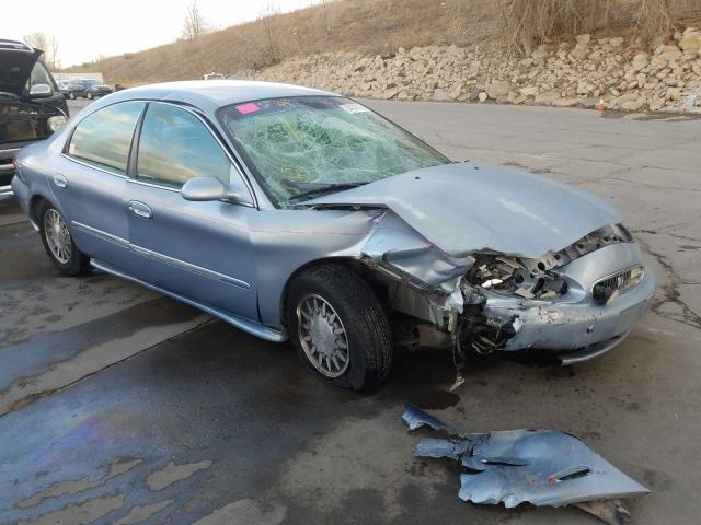 Vehiculos salvage en venta de Copart Littleton, CO: 1998 Mercury Sable GS