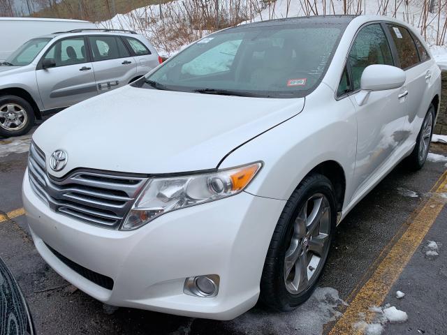 2012 Toyota Venza Le 3.5L