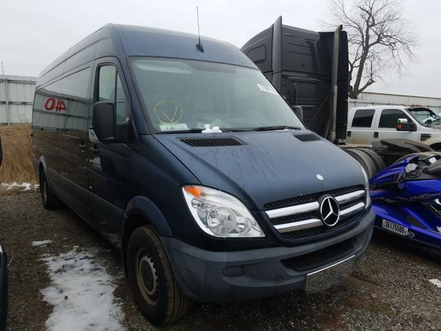 2012 Mercedes-Benz Sprinter 2 for sale in Davison, MI