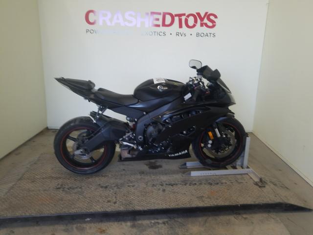 Salvage 2014 Yamaha YZFR6 for sale