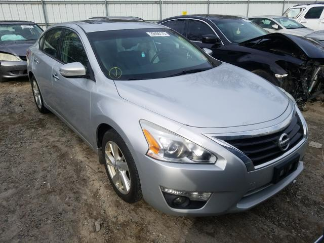 Salvage cars for sale from Copart Glassboro, NJ: 2013 Nissan Altima 2.5