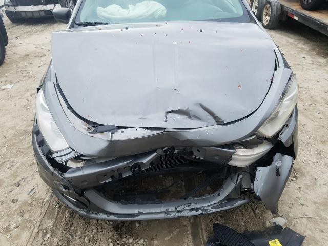 2013 Dodge    Vin: 1C3CDFAA7DD315831