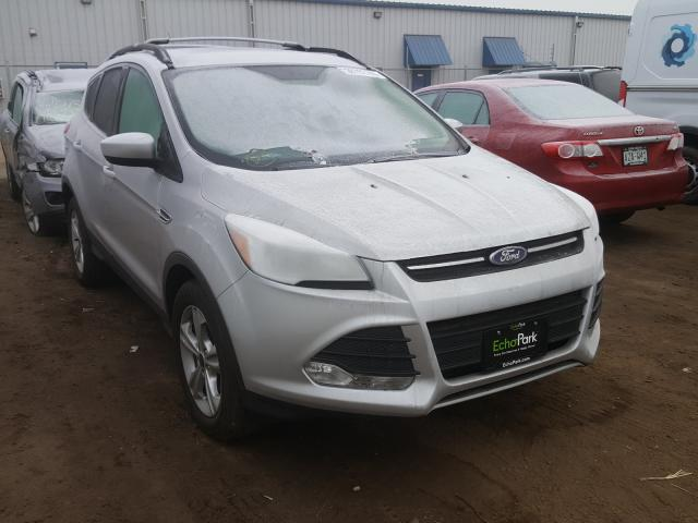 2016 Ford Escape SE en venta en Littleton, CO