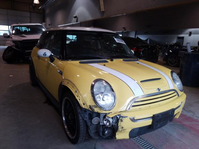 Salvage cars for sale from Copart Sandston, VA: 2003 Mini Cooper S