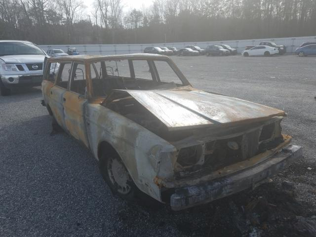 Volvo 240 salvage cars for sale: 1992 Volvo 240