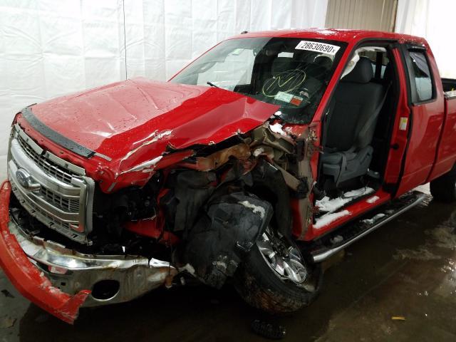 2014 Ford    Vin: 1FTFX1EF1EFB41866