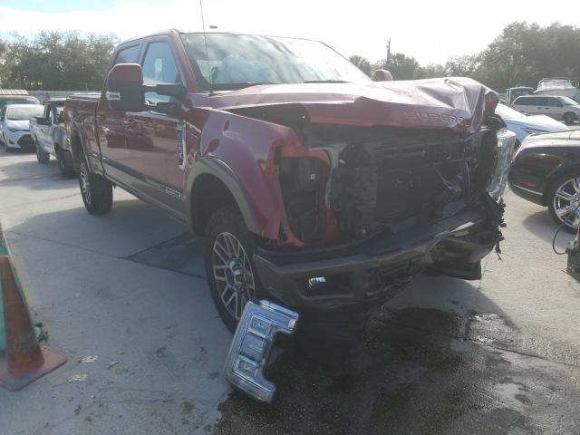 1FT7W2BT4HEC25407 2017 FORD F250 SUPER DUTY