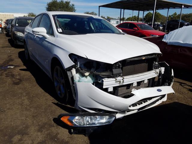 2013 Ford Fusion Se 1.6L