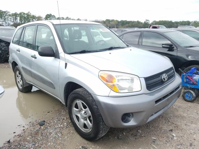 Salvage cars for sale from Copart Houston, TX: 2004 Toyota Rav4