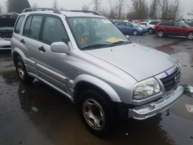 Suzuki salvage cars for sale: 2001 Suzuki Grand Vitara