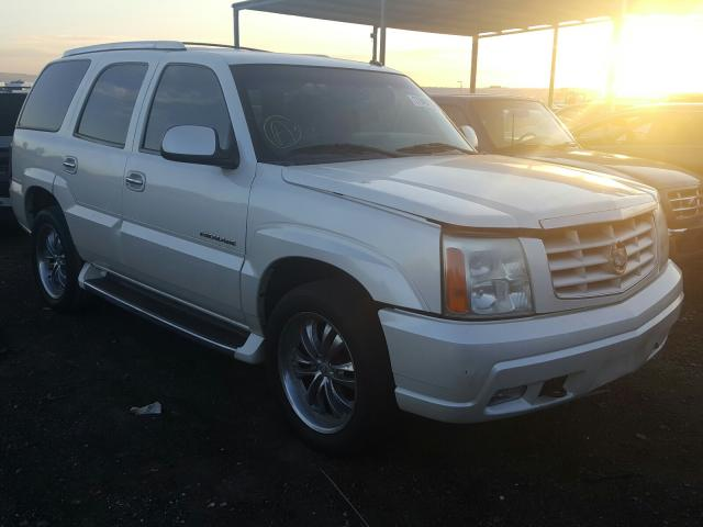 Cadillac Escalade L salvage cars for sale: 2003 Cadillac Escalade L