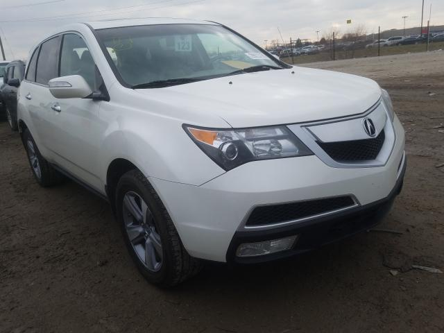 2012 Acura MDX for sale in Indianapolis, IN