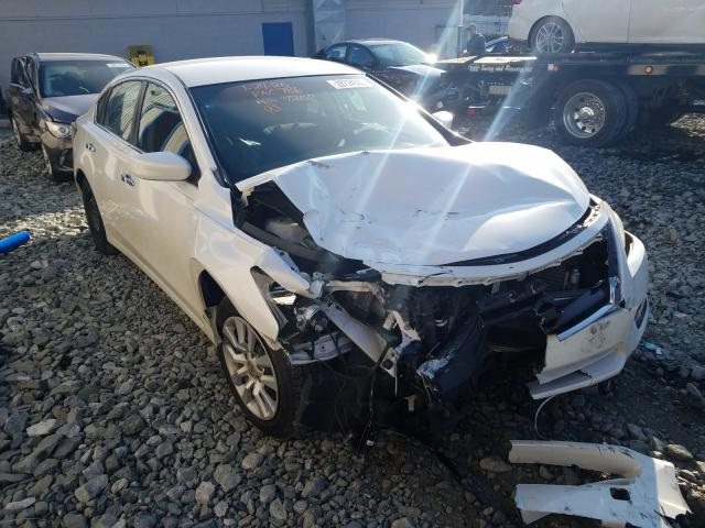 Nissan salvage cars for sale: 2014 Nissan Altima 2.5