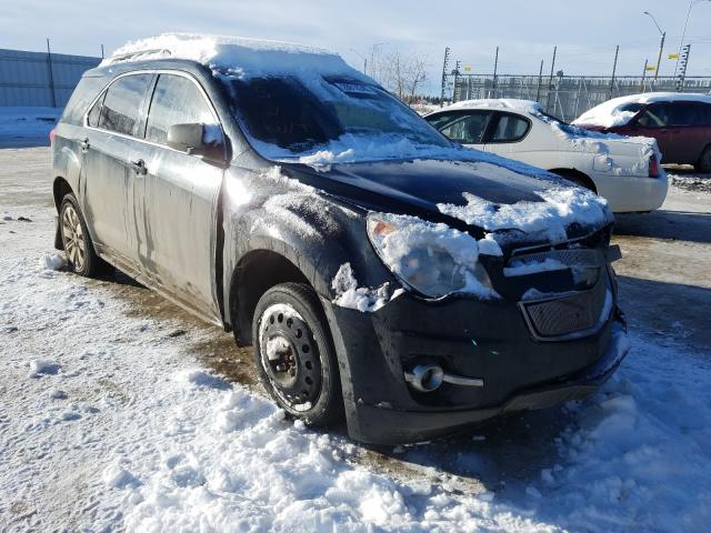 Chevrolet salvage cars for sale: 2011 Chevrolet Equinox LT