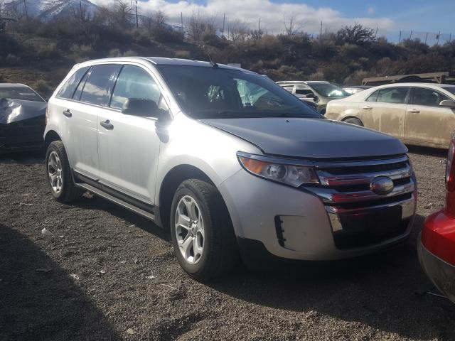Ford Edge SE salvage cars for sale: 2013 Ford Edge SE