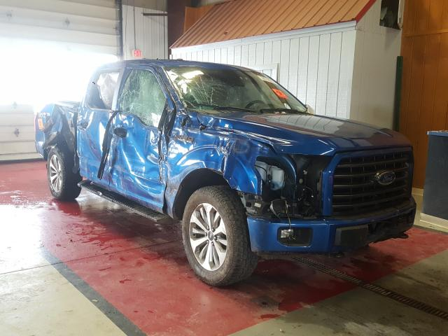 1FTEW1EP8HFC01069 2017 FORD F150 SUPERCREW