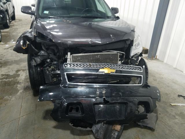 2013 Chevrolet EQUINOX | Vin: 2GNFLDE38D6290326
