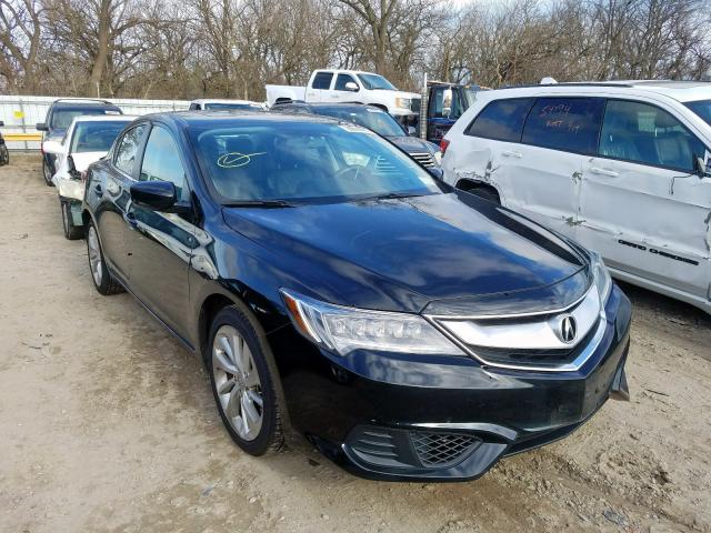 Acura ILX Base W salvage cars for sale: 2018 Acura ILX Base W