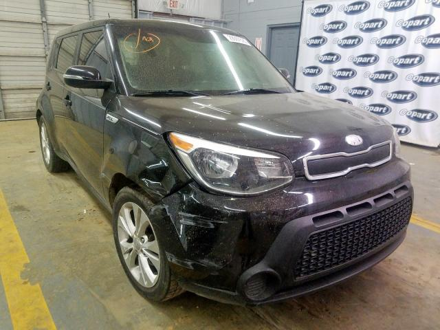 Salvage 2014 KIA SOUL - Small image. Lot 29097520