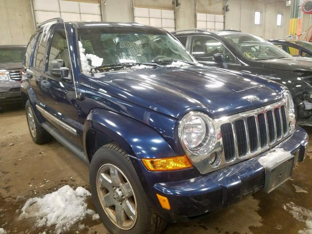 2006 Jeep Liberty LI en venta en Ham Lake, MN