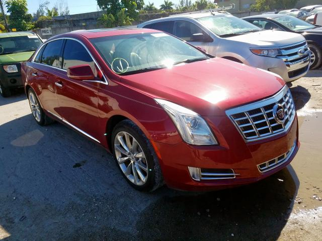 2013 Cadillac XTS Luxury for sale in Miami, FL