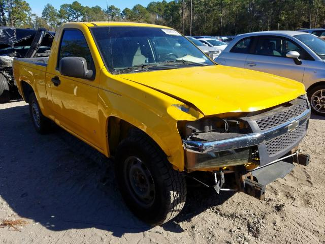 1GCCS149178196080-2007-chevrolet-colorado