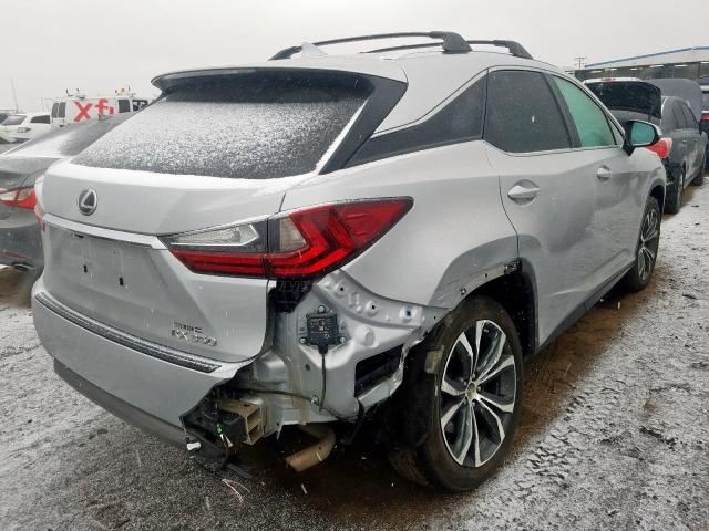 2017 Lexus RX | Vin: 2T2BZMCA0HC130030