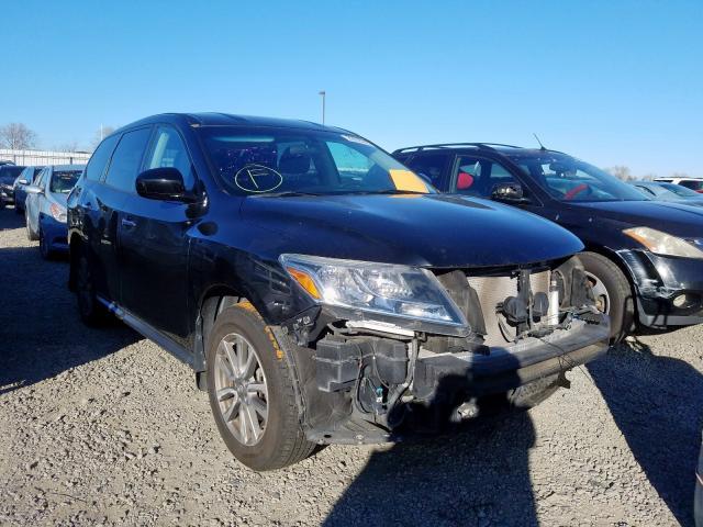2014 Nissan Pathfinder 3.5L