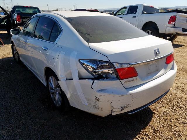 1HGCR2F75EA217906 - 2014 Honda Accord Ex 2.4L [Angle] View