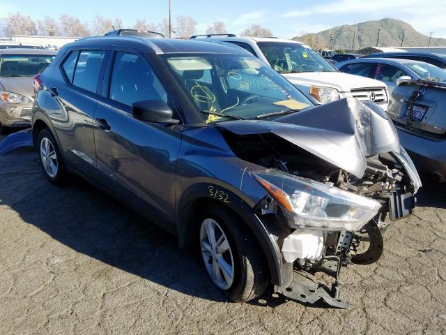 Nissan Kicks S salvage cars for sale: 2018 Nissan Kicks S