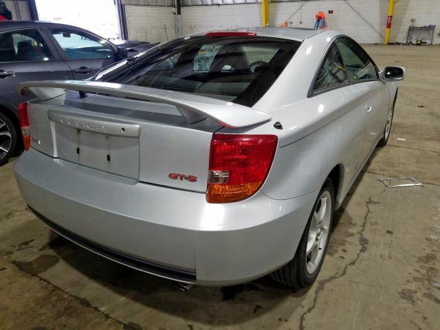 JTDDY38T020052533 - 2002 Toyota Celica Gt- 1.8L rear view
