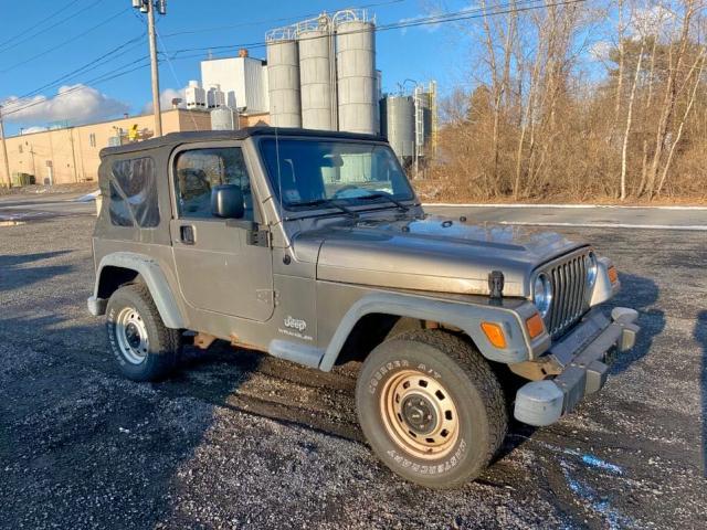 2004 Jeep Wrangler / 2.4L