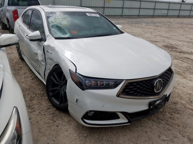 2019 Acura tlx | Vin: 19UUB3F65KA002401