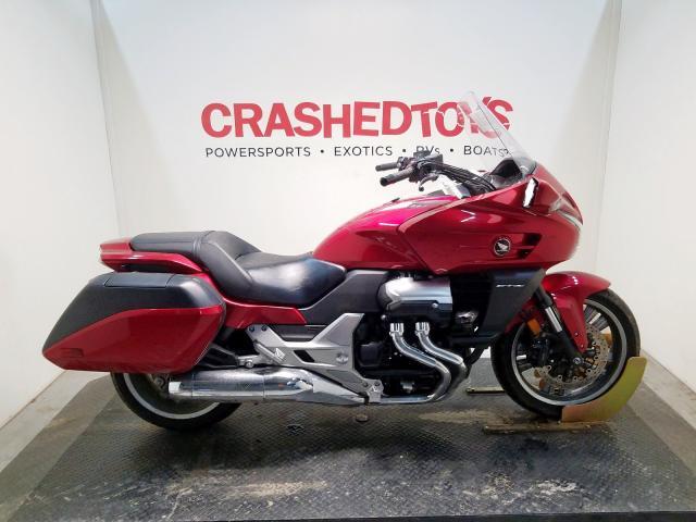 Salvage 2014 Honda CTX1300 for sale