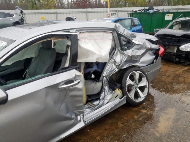 2018 Honda ACCORD   Vin: 1HGCV1F91JA216799