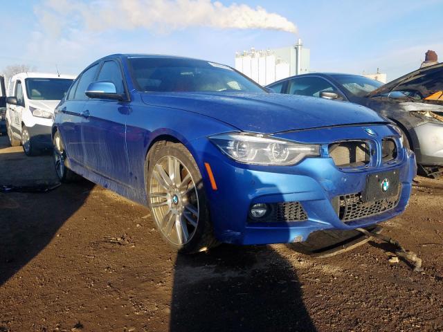 2016 BMW 3 series | Vin: WBA8B3G56GNT63039