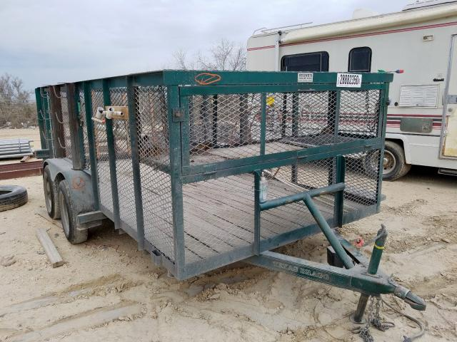 Txbr salvage cars for sale: 2006 Txbr Trailer