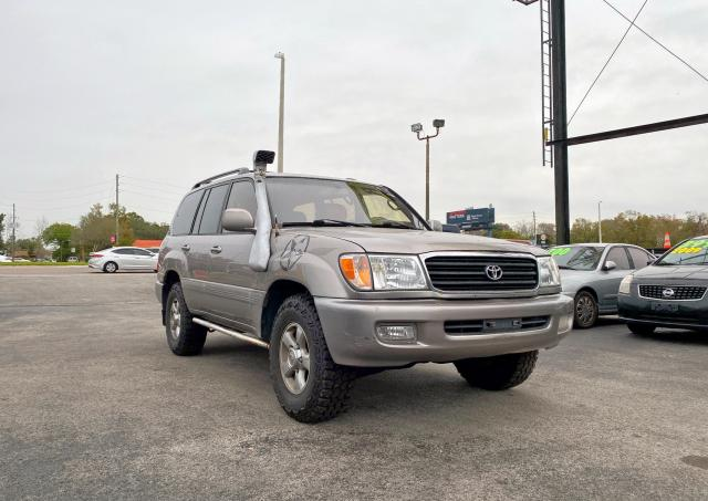 2002 Toyota Land Cruiser for sale in Orlando, FL